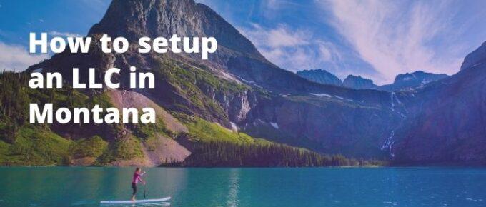 how to start a Montana LLC - banner image