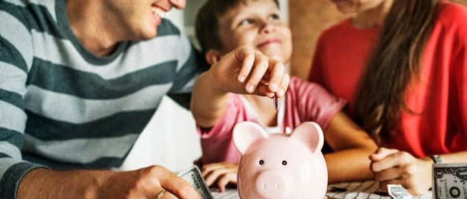 kids financial literacy article banner image