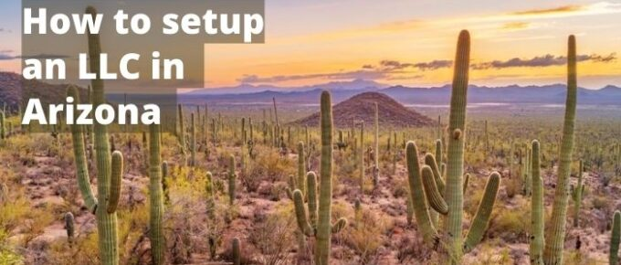 Arizona LLC formation guide - Banner image