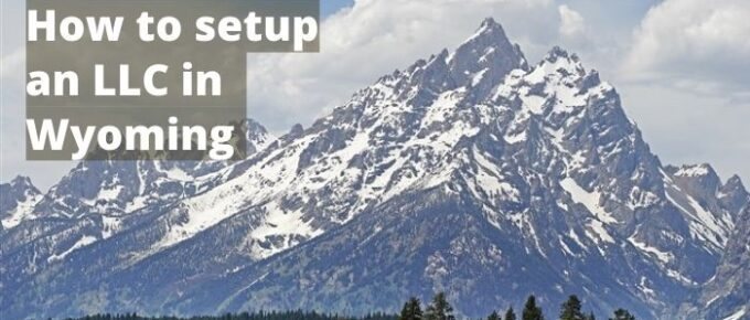 Wyoming LLC - Article banner image